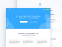 Client Microsite