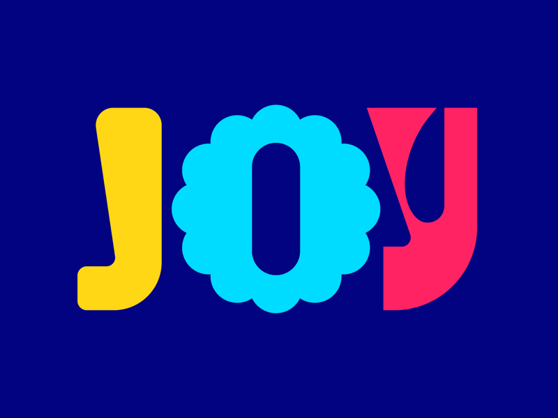 JOY type type design faelpt graphic design typography letters lettering joy