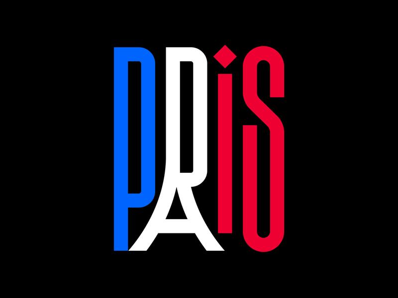 Paris illustration letters instagram lettering typedesign design faelpt type typography france city paris
