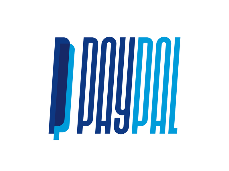 PayPal graphic design letters instagram lettering typedesign design faelpt type typography logo paypal
