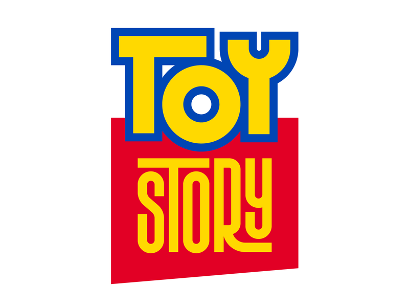 Toy Story graphic design letters instagram lettering typedesign design faelpt type typography logo toystory