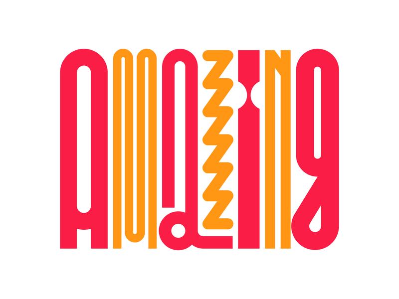 Amazing illustration graphic design letters instagram lettering typedesign design faelpt type typography amazing