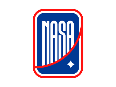 Nasa graphic design letters instagram lettering typedesign type design faelpt typography logo nasa