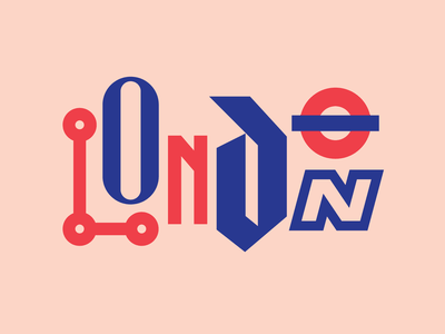 London illustration graphic design letters lettering typedesign design city faelpt type typography london