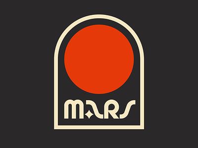 Mars graphic design letters instagram lettering typedesign design faelpt type typography badge logo mars