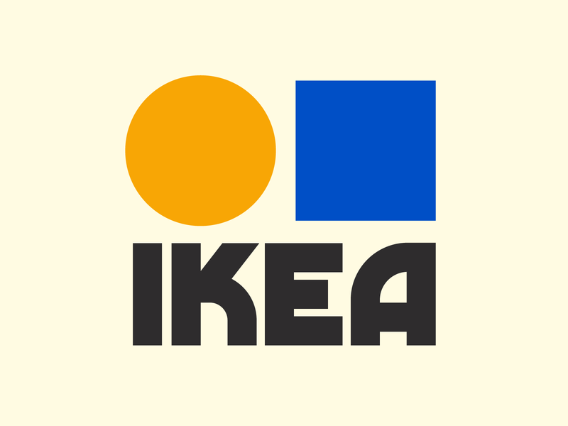 Ikea graphic design letters instagram lettering typedesign design faelpt type typography logo ikea