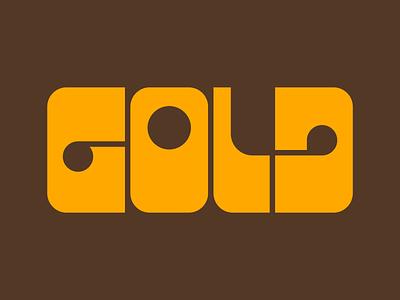 Gold illustration graphic design letters instagram lettering typedesign design faelpt type typography gold