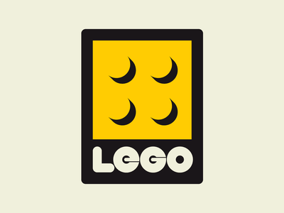 Lego graphic design letters instagram lettering typedesign design faelpt type typography logo lego