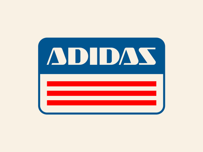 Adidas graphic design letters instagram lettering typedesign design faelpt type typography logo adidas
