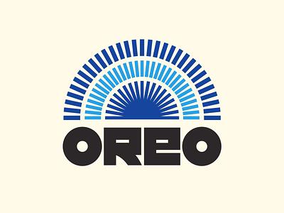 Oreo illustration instagram lettering typedesign design faelpt type typography logo oreo