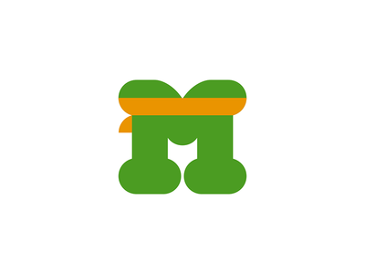 💧 M is for Ninja Turtle Michelangelo 🐢👊🍕 28