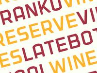 Ancora Typeface