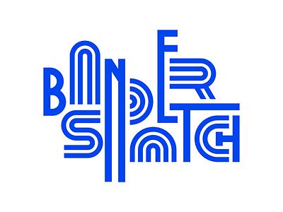 Black Mirror: Bandersnatch netflix black mirror bandersnatch blackmirror type design illustration faelpt typedesign typography