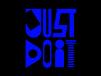 Just do it dribbble