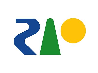 RIO design graphic design letters lettering typography faelpt brazil rio de janeiro rio
