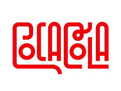 Coca-Cola faelpt instagram graphic design logo design letters typography lettering coke coca cola