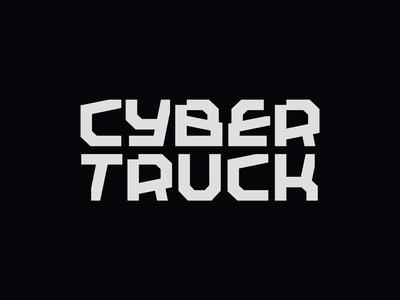 Cbrtrck Typeface