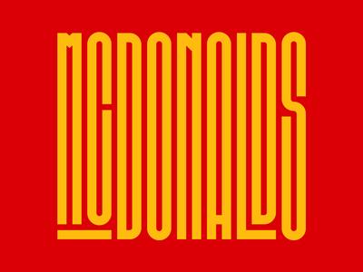 McDonald's 🍟