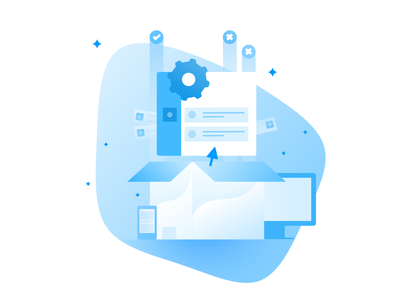 Get started with Automate welcome mobile testing browsers website web product automation 2d devices automate ui design browserstack sketch illustration