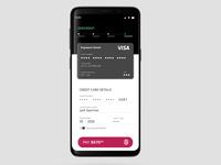 Credit Card Checkout #DailyUI #02