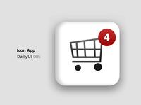 App Icon DailyUI 005