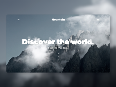Discover the World.