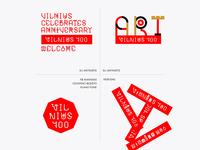 7 Vilnius 700 Logo