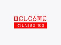 1 1 Vilnius 700 Logo