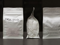 Rose Park Roasters Coffee Bag