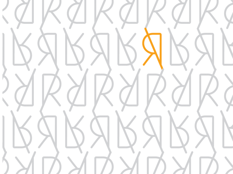 Rare x Goodwill Pattern pattern icon logo branding