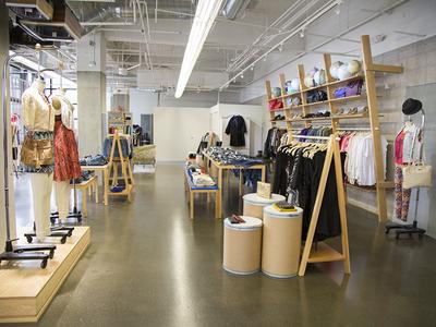 Rare x Goodwill Retail Design