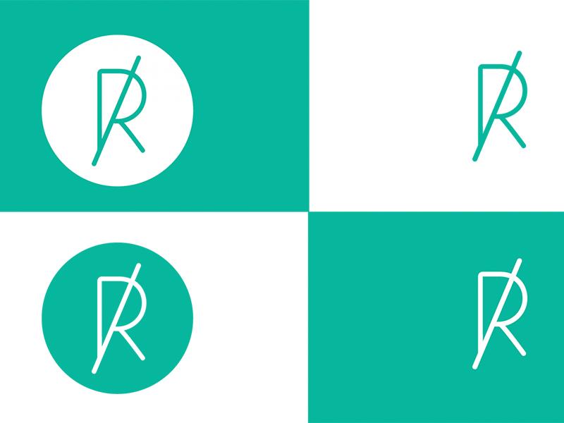 Rare x Goodwill Icon icon logo branding