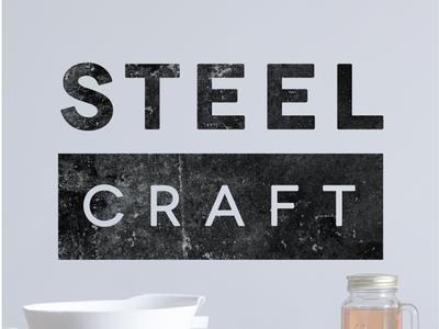 Steelcraft Branding & Logo