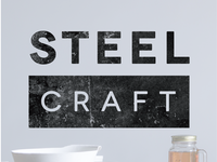 Steelcraft Branding & Logo