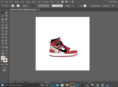 Nike Air Jordan beta version . web vector ux ui typography logo illustration icon design branding app