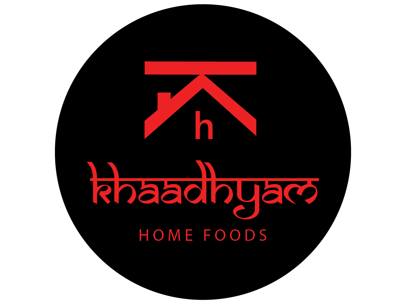 Khaadhayam Logo healthy food app food icon typography minimal logo illustrator flat adobeillustrator design branding