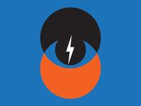 Lightning Bolt Eye