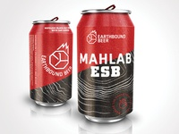 Earthbound Beer Can - Mahlab ESB