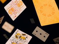 12 Foot Beard Poker Cards
