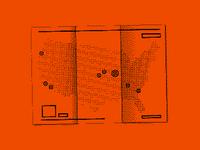 Pixel Location Map