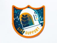 Space Badge: Life Support