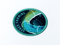 Space Badge: Space Farming
