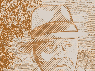 Charles Houston Portrait