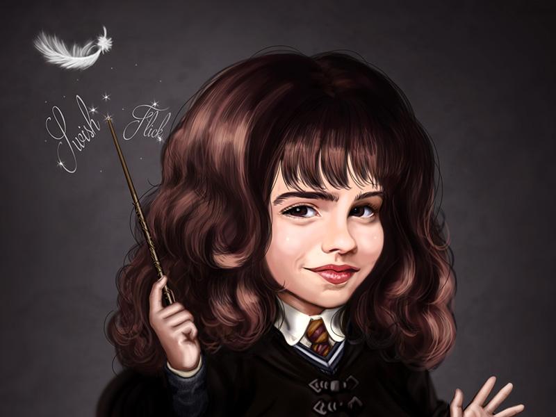 Hermione granger800x600
