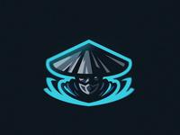 Air Ninja Mascot Logo