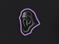 Nub Saibot Mascot Logo