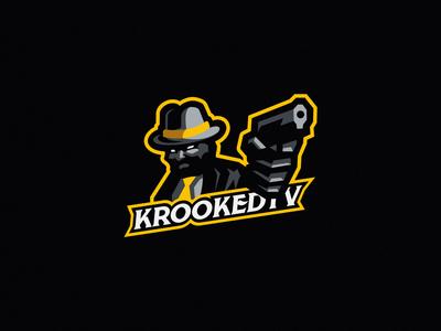 Mafia Mascot Logo