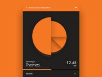 Mobile Analytics Pie Chart