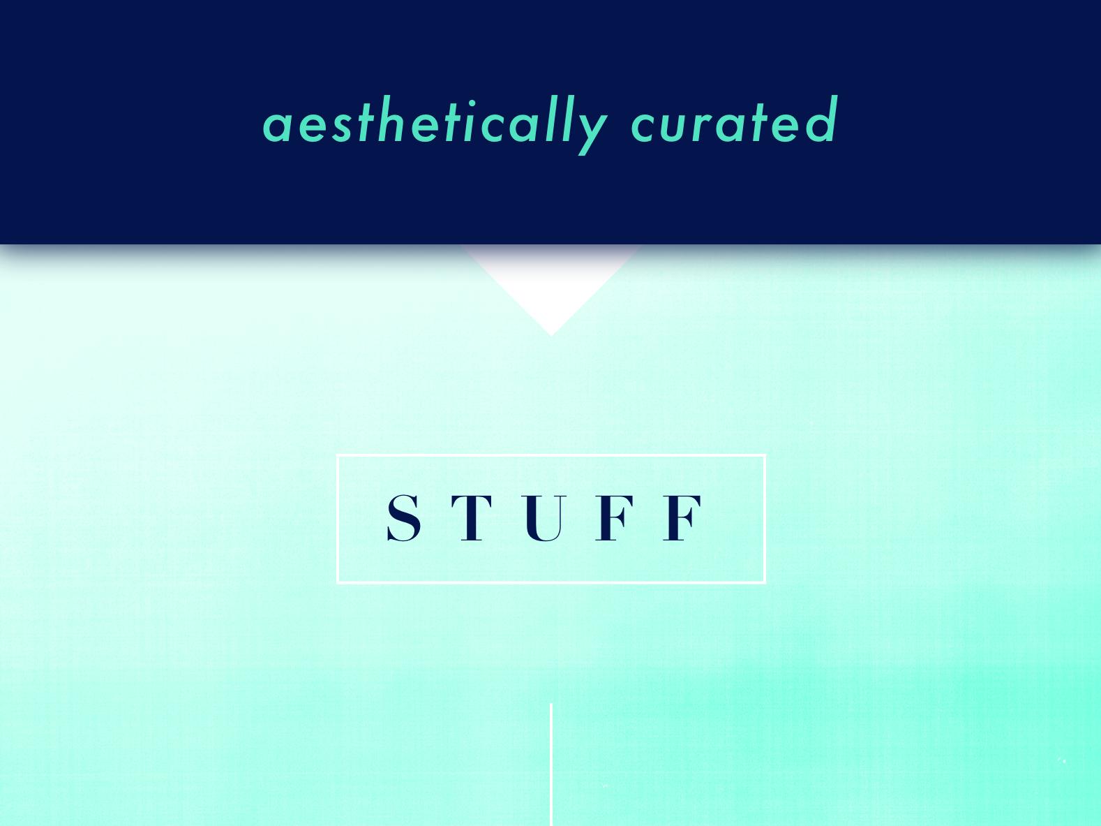 Stuff app ui elements