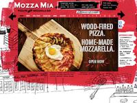 Neighborhood Pizza Joint Site